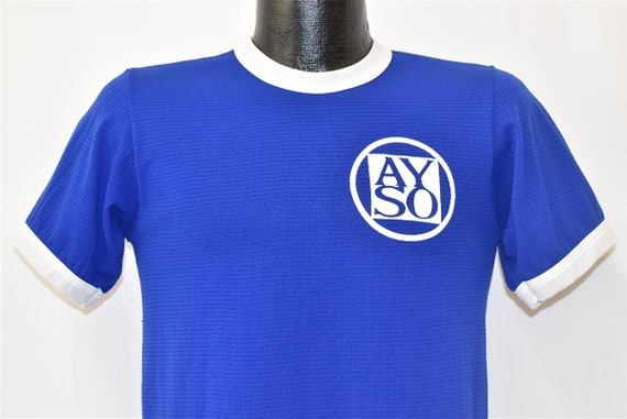 70s AYSO American Youth Soccer Organization #10 Je