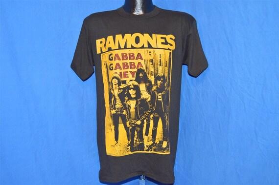 Official Ramones Gabba Gabba Hey Pinhead Women/'s T-Shirt