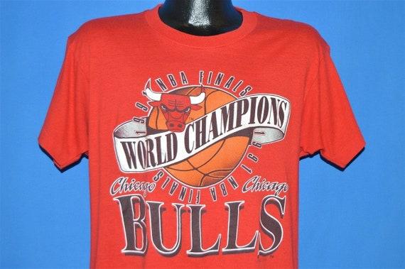 90s Chicago Bulls 1991 NBA Finals t-shirt Large