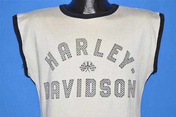 50s Harley Davidson Jersey t-shirt Medium