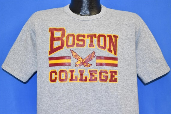 80s Boston College Eagles t-shirt Large