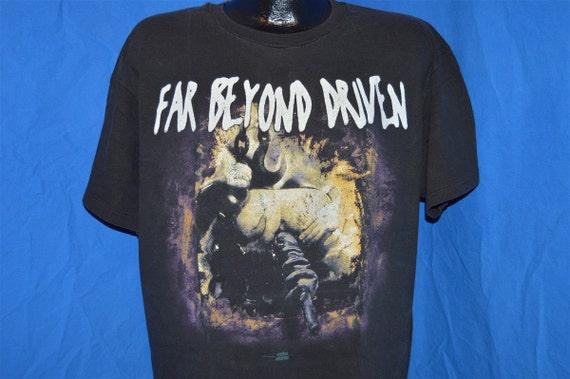 90s Pantera Far Beyond Driven Original Banned Cover Black Etsy