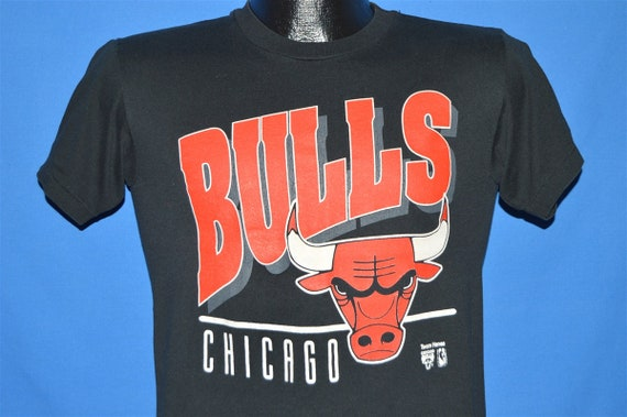 90s Chicago Bulls t-shirt Youth Large