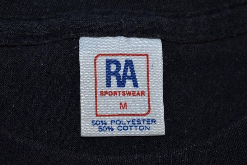 80s Magnum Rock Network Miller High Life Tour 1986 Band t-shirt Small