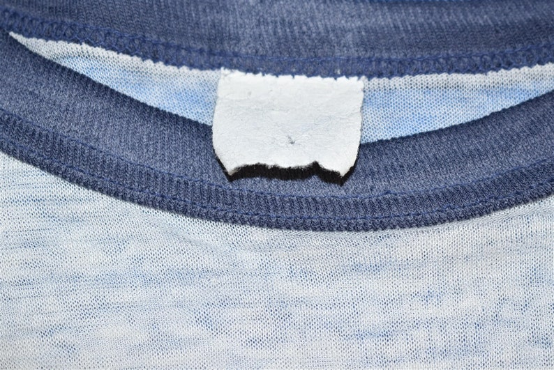 80s Mount St Helens Biggest Ashhole Distressed Jersey t-shirt Large