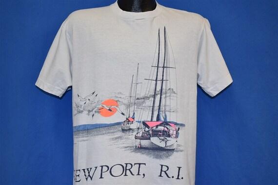 90s Newport Rhode Island t-shirt Large