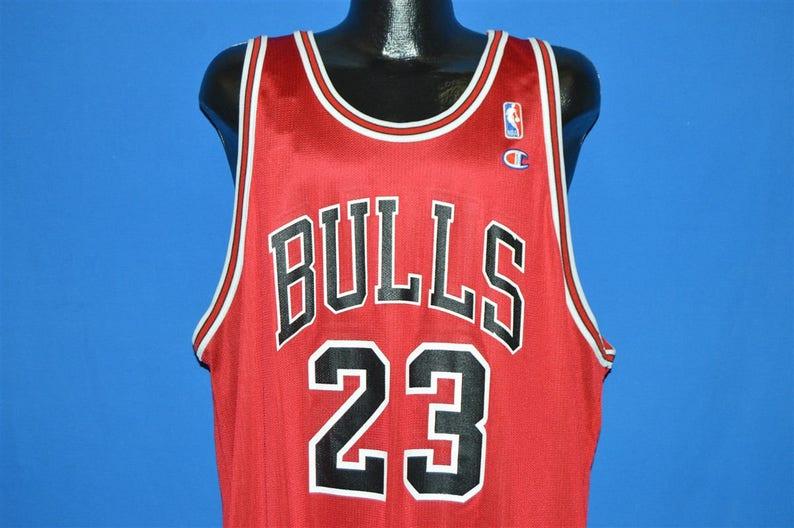 499378bb218d40 90s Chicago Bulls Michael Jordan Reversible t-shirt Extra