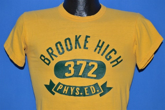 50s Brooke High School Wellsburg West Virginia 372
