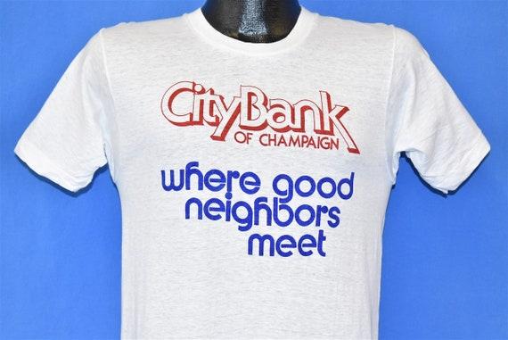 70s CityBank Champaign Where Good Neighbors Meet S