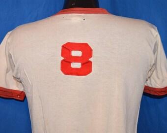 50s General Athletic Ringer Jersey t-shirt Medium