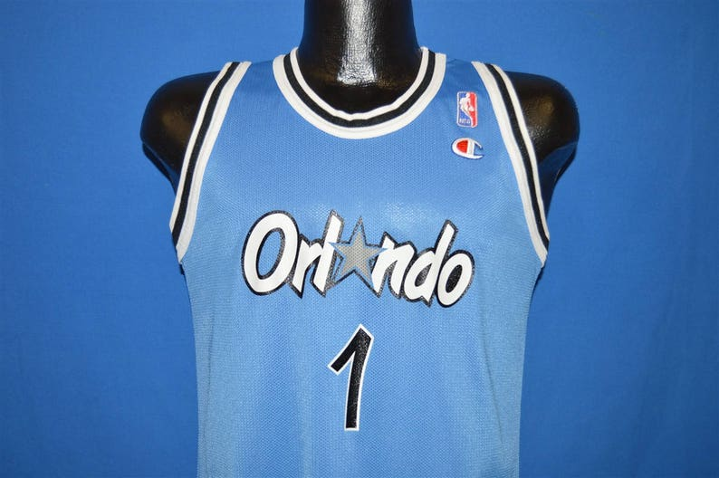 size 40 9fe33 3325a 90s Orlando Magic Penny Hardaway jersey t-shirt Youth Large