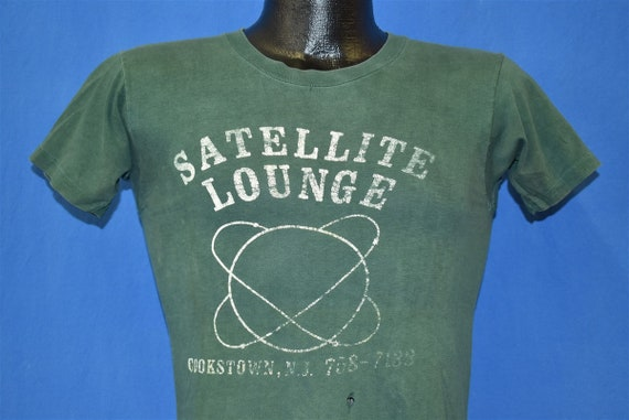 70s Satelite Lounge Distressed t-shirt Extra Small