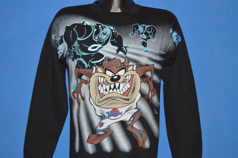e8c66c73 90s Space Jam tune Squad Sweatshirt Youth Extra Large | Etsy