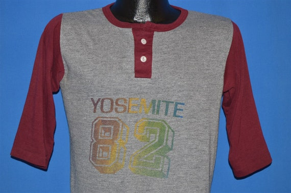 80s Yosemite National Park Jersey t-shirt Medium