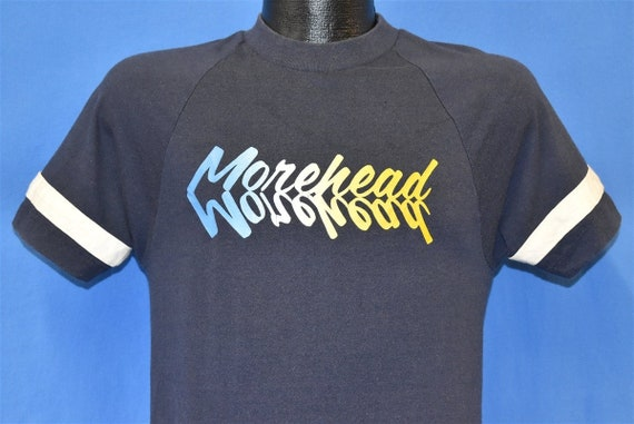 70s Morehead Kentucky Champion Jersey t-shirt Smal