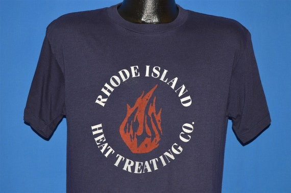 80s Rhode Island Heat Treating Co. t-shirt Medium
