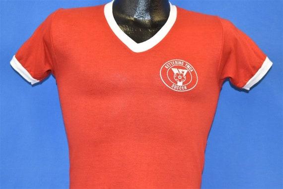 70s Kettering Michigan YMCA Soccer t-shirt Extra S