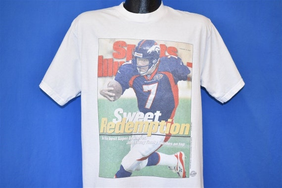 90s John Elway Denver Broncos Super Bowl XXXII Spo