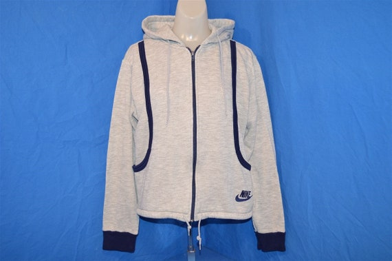 70s Nike Hooded Jacket Women's Large