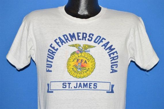 50s Future Farmers of America St. James t-shirt Sm