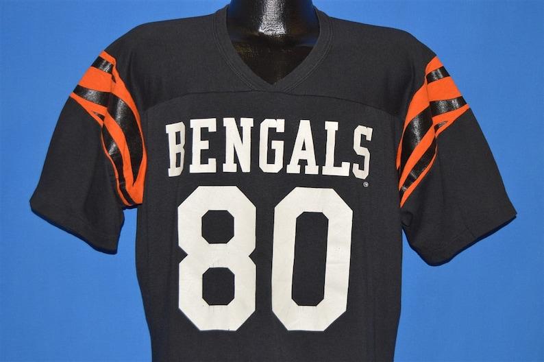 4e4acb82 80s Cincinnati Bengals Chris Collinsworth Jersey t-shirt Large