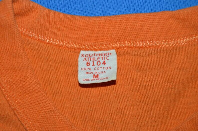 52c055fc 70s Colgate Women's Games t-shirt Small | Etsy