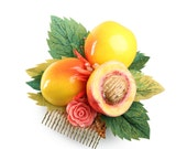 Peaches Hair Comb
