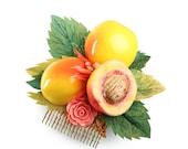 Peaches Hair Comb