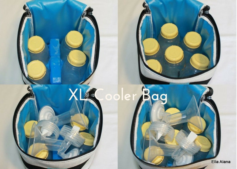 Insulated Cooler bag for Ella Alana Bags Choice of size /& Fabric