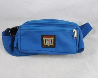Bigfoot Sasquatch Sport Waist Bag Fanny Pack Adjustable For Hike