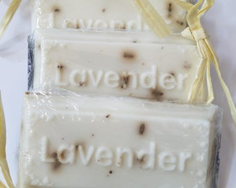 Lavender Soap Bars, Lavender Goat Milk Soap,Lavender Artisan Soap,Lavender Milk Soap,Essential Oil Soap,Dry Skin Soap,Lavender Homemade Soap
