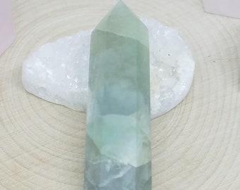 Labradorite Crystal Tower, Labradorite Stone Crystal Tower, Labradorite Goth Decor, Labradorite Crystal Wand, Labradorite Healing Crystal