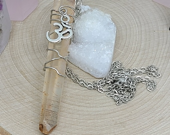CRYSTAL NECKLACES & MORE