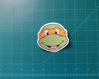 Ninja Turtle Sticker