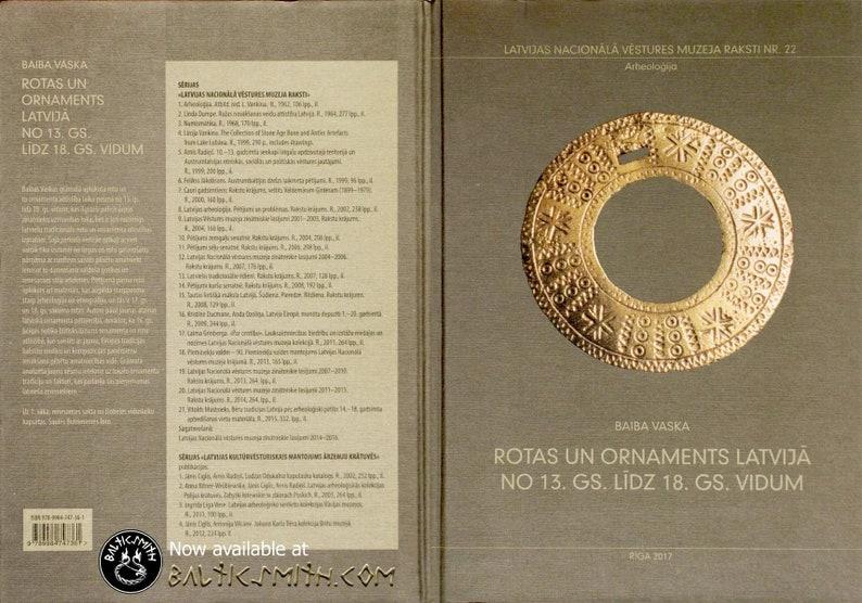 Rotas un Ornaments Latvijā no 13.gs. līdz 18.gs. vidum image 0