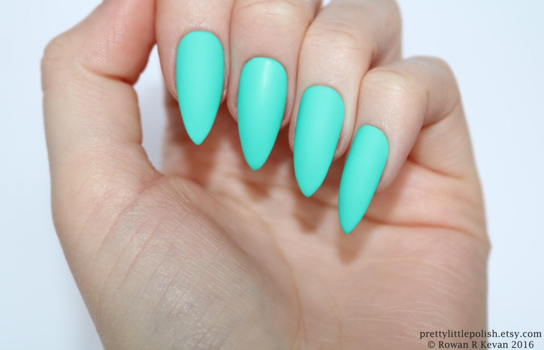 False nails Faux nails Press on nails fake nails Halloween ...