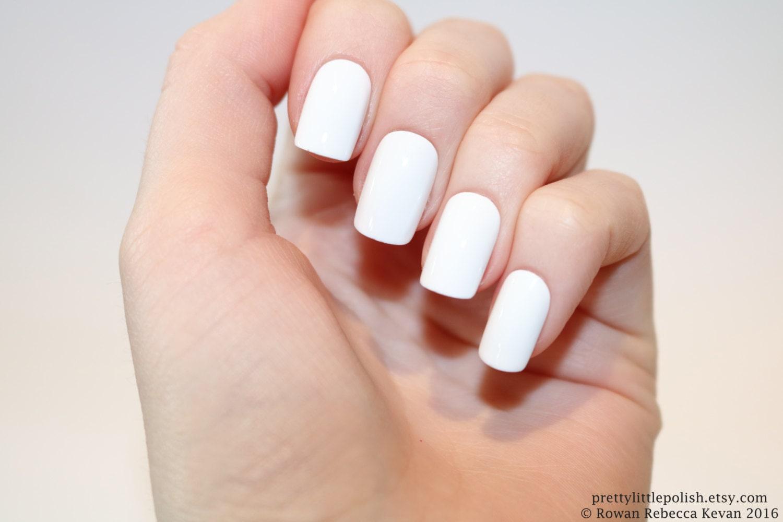 White short square nails, Nail designs, Nail art, Nails, Stiletto ...
