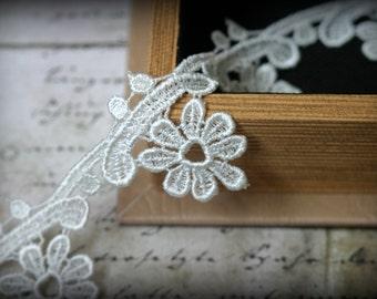 Tresors  Venice Lace for, Bridal, Costume Design, Altered Art, Crafting LA-032