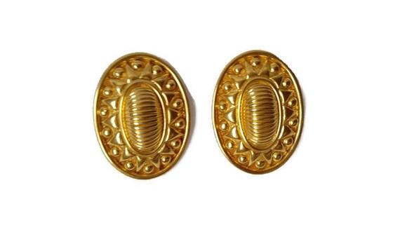 Vintage Aztec Cufflinks Sterling Silver 10 K Gold sALe SaLe