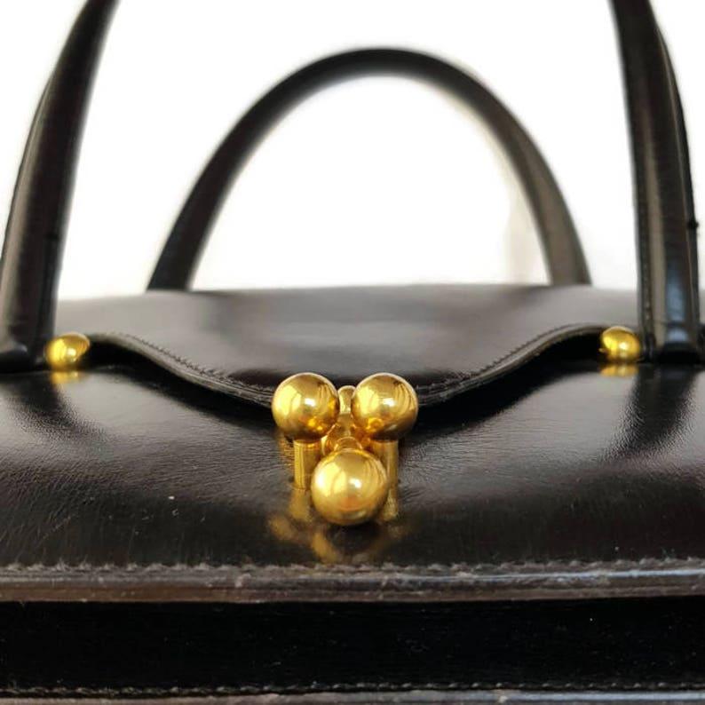 3611b3629e92a Vintage Hermes bag 60s vintage Hermes bagsmall handbag