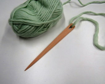 Wooden Weaving Needle , Tapestry weaving, wall art weaving and weaving frames.