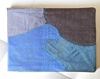 183 by artist, note book, travel, guest book... silks
