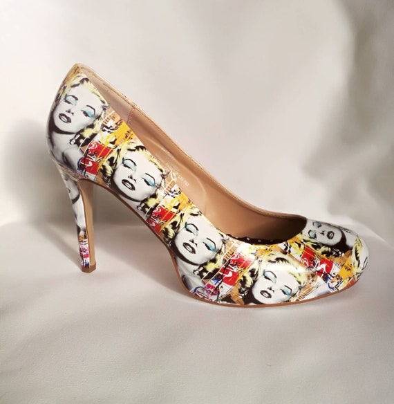 custom design heels