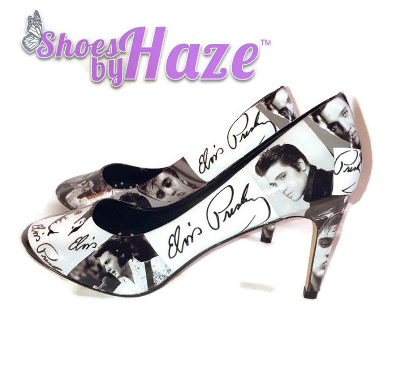 4dc6617f038472 Elvis Presley Shoes The King sizes 3-8 wedding shoesbridal