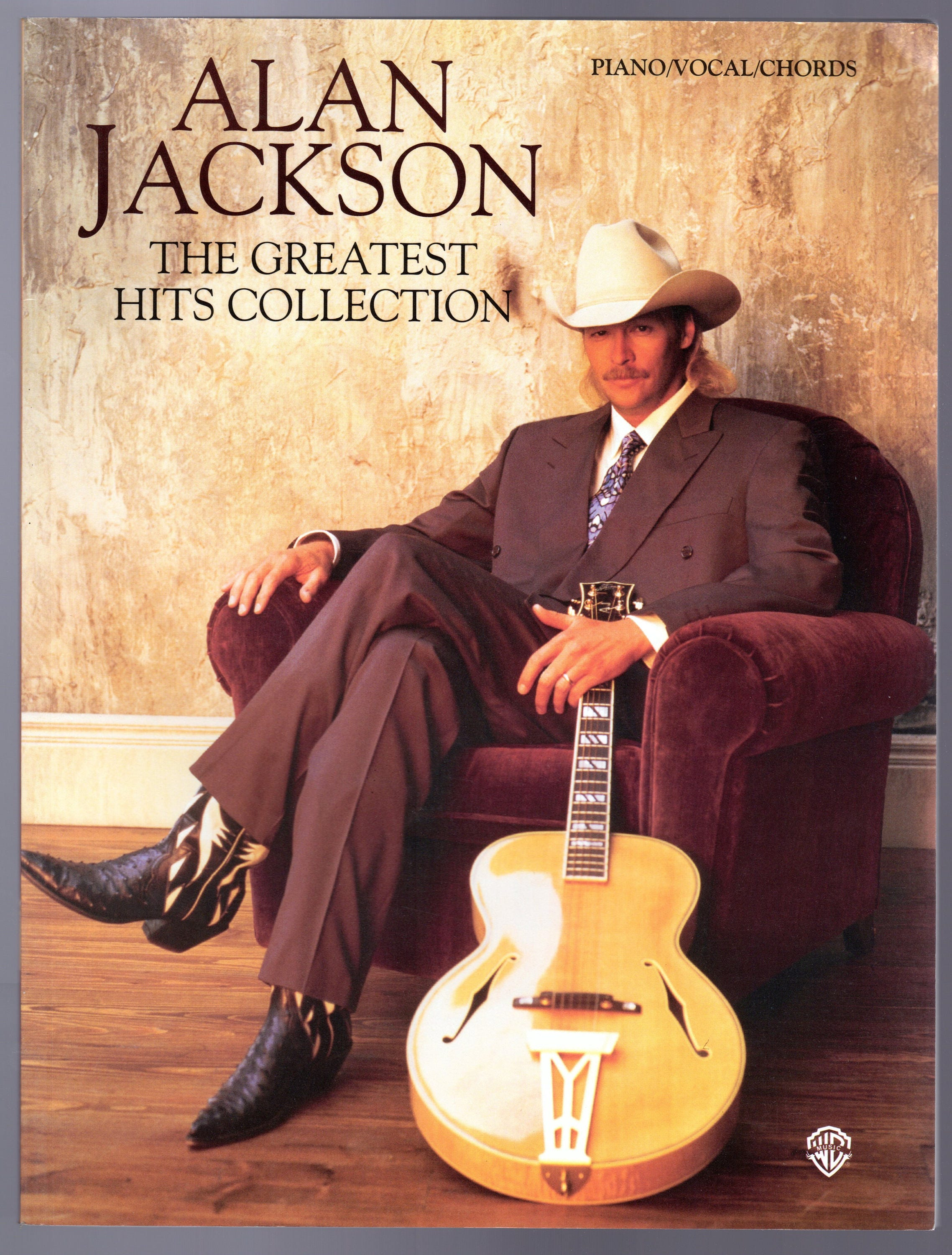 Alan Jackson The Greatest Hits Collection 1996 Near Mint Etsy