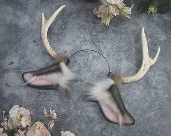 Deer Antlers and Ears Sweet Tooth