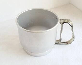 Vintage Sifter, Foley Flour Sifter, 5 cup sifter, Vintage Kitchen, Kitchen Decor, Baking Supplies, 1950 Kitchen, Retro Kitchen, Vintage Home