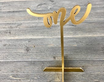 Wood Table Numbers with Stand, Wedding Table Numbers, Table Signs, Table Decoration, Centerpieces, Signs for Tables, Unique Table Numbers
