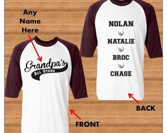 Grandpa Shirt - Papa Shirt - Grandpa Gift