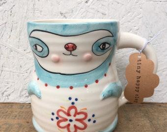 Cute Sloth Mug